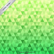 triangle pattern freepik green pattern with triangles vector free download
