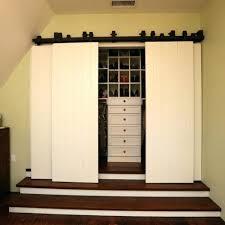 Retractable Closet Doors Closet Alternatives To Sliding Closet Doors Alternatives To
