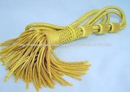 clergy cords ecclesiastical metallic tassel mens priest clergy bishop cord with