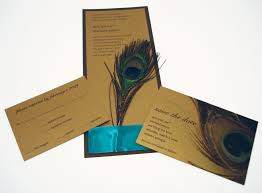 peacock wedding invitations peacock wedding invitation