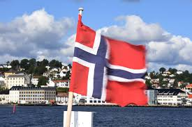 Flag That Is Green White And Red Norwegian Flag Mistaken For Confederate Flag In Seattle Time