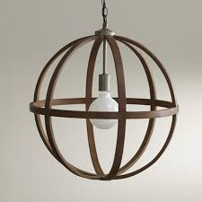 Iron Pendant Light Pendant Lighting And Chandeliers Crate And Barrel