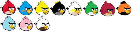 angry birds red bird colors angry birds fanon wiki fandom
