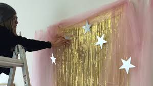 how to make a photo booth new year s diy decorations how to make a photo booth