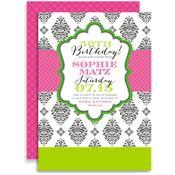 milestone birthday invitations over the hill invitations