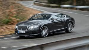 car bentley this is the fastest bentley ever top gear