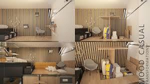 30sqm 2 Super Tiny Home Designs Under 30 Square Meters Includes Floor