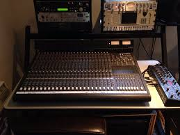Studio Mixing Desks by Mackie 24 8 2 Mixing Desk For Sale With Meter Bridge And Power