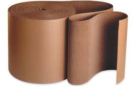 singleface corrugated cardboard b flute rolls protect your floors