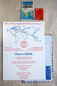 bilingual wedding invitations cartoules press featured invitation weddinglovely