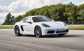 porsche 2017 4 door 2017 porsche 718 cayman first drive u2013 review u2013 car and driver