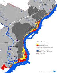 100 Year Floodplain Map Delaware Direct Watershed Rivers Conservation Plan Philadelphia