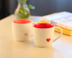 heart shaped mugs heart shaped mug cup cup ceramic heart mug coffee