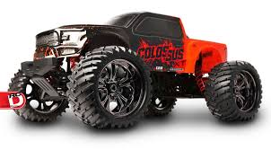 u0027s huge cen racing colossus xt electric monster truck rc
