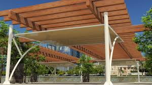 shade design shade structures shelters kiosks bus stops pavilions