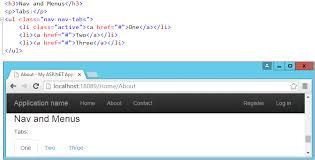 Html Top Navigation Bar Building Beautiful Responsive Sites With Bootstrap Microsoft Docs