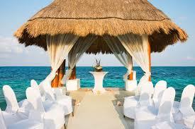 playa wedding venues gazebo excellence playa near cancun wedding