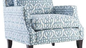 Blue And White Accent Chair Great Contemporary Accent Chairs With Wood Arms Property Decor