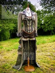 fern 012 steampunk style clothing