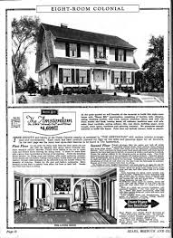 Bungalow Floor Plans Historic 1920s Sears House Plans Style Luxihome