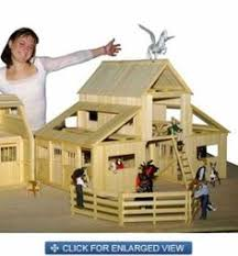 Toy Barns Diy Toy Wooden Barn Wooden Barn Handmade Toys And Barn