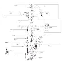 moen single handle faucet repair 7400 parts diagram delta kitchen ereplacement parts moen 7400 kitchen faucet manual 1 xtrons