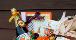 thanksgiving diy gratitude gift basket ideas