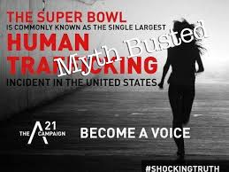 no the super bowl isn t the largest sex trafficking event in the