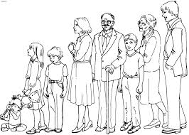 family coloring pages fablesfromthefriends com