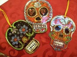 319 best day of the dead tree images on sugar skulls