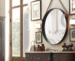 How To Hang A Bathroom Mirror by Using To Hang Picture Diy Mirrors