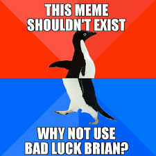 Animal Advice Meme - socially awesome awkward penguin advice animals know your meme
