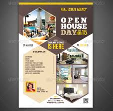 real estate open house flyer template 34 spectacular open house