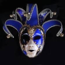 mardi gras wall masks men venetian jester joker masquerade wall mask bells