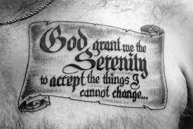 50 serenity prayer designs for uplifting ideas