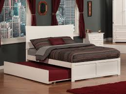 Pictures Of Trundle Beds Viv Rae Greyson Platform Bed With Trundle U0026 Reviews Wayfair