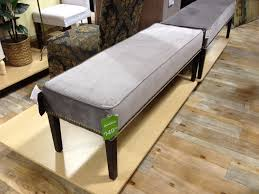 ikea benches bedroom rectangular gray velvet upholstered bedroom benches ikea