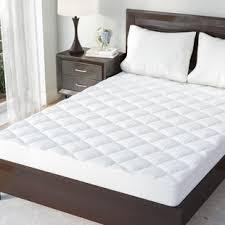 short queen mattress topper wayfair