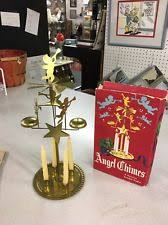candle carousel ebay