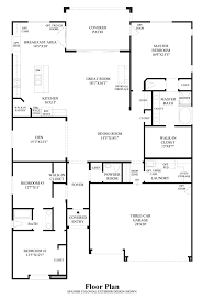 franklin park at providence the brisbane home design floor plan floor plan