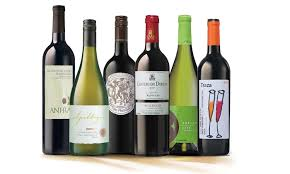 month club up to 24 on wine of the month subscription groupon goods