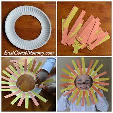 lion mask craft east coast alphabet crafts letter l