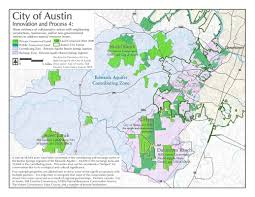 City Of Austin Map by Star Sustainability Analysis Siglo Group