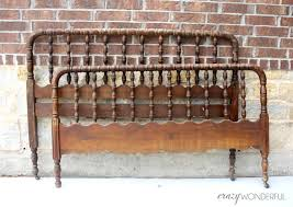 Used Wood Bed Frame For Sale Jenny Lind Bed Paint Diy Bed Rails Crazy Wonderful