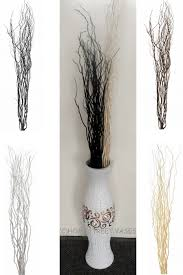 Branches In A Vase Contorted Twisted Willow Twigs Branches Bunch For Floor Standing