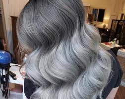 hombre hairstyles 12 gorgeous gray silver ombre hair color ideas 2018 hairstyle guru