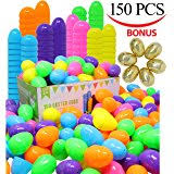 cheap easter eggs easter eggs plastic bright egg assortment 144 pc