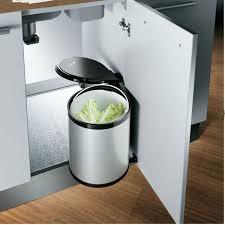 Kitchen Cupboard Garbage Bins by 28 Kitchen Cabinet Bin New 40l 2x20 Pull Out Kitchen Waste