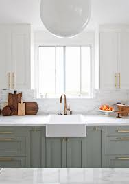 Farmhouse Sinks For Kitchens Farmhouse Sinks Kitchen Inspiration The Inspired Room
