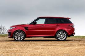 range rover svr black range rover sport svr review 2015 first drive motoring research